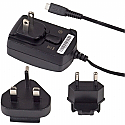 Premium OEM Blackberry Curve 8530 (Black) Travel Charger